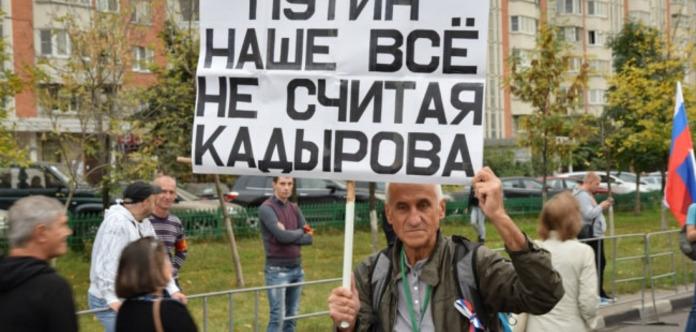 У Росії голос за Путіна оплачують дешевими шпротами і тушонкою