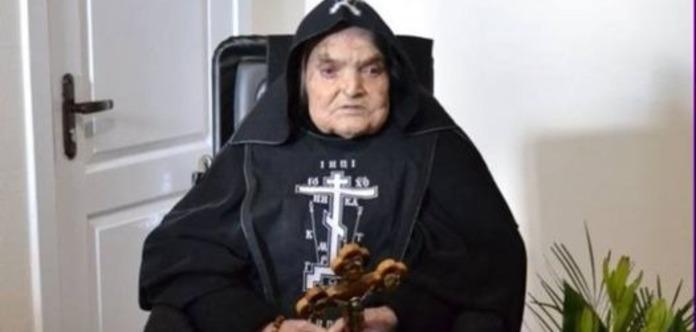Старейшей монахине Украины исполнилось 107 лет