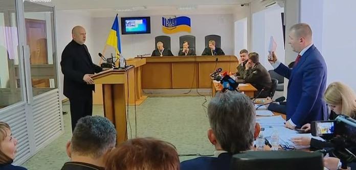 Турчинов в суде поиздевался над адвокатом Януковича: