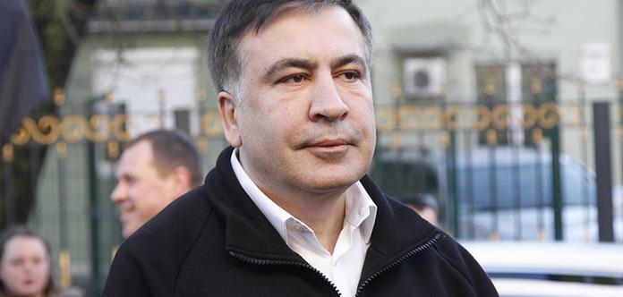 Саакашвили отрицает, что просил у Меркель помощи