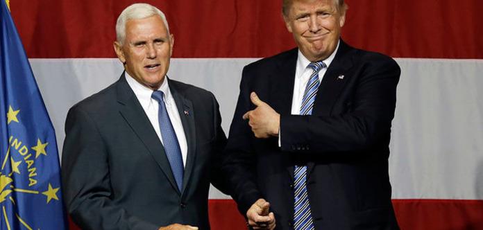 Палестина отказалась принять вице-президента США из-за решения Трампа