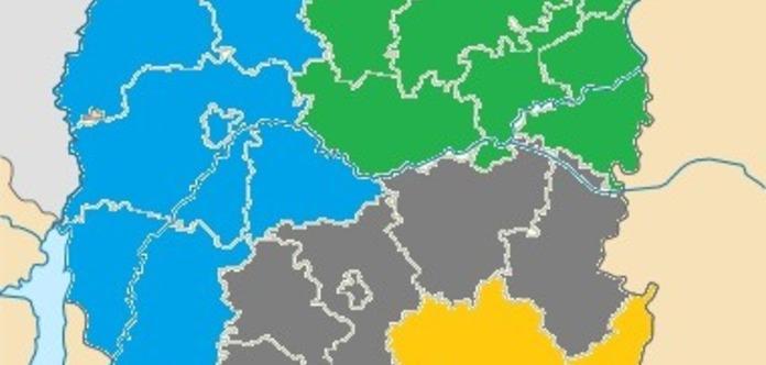 Черниговскую область перекроят. Будет 4 района вместо 22
