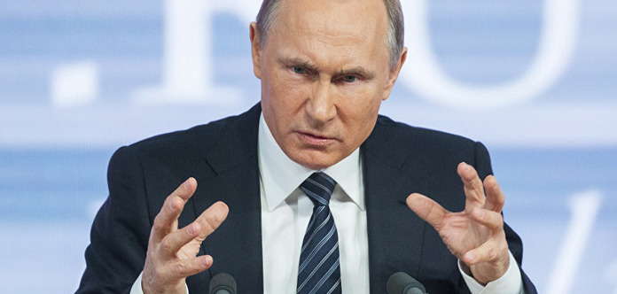 Путин готовится использовать ПВО у границы с Украиной