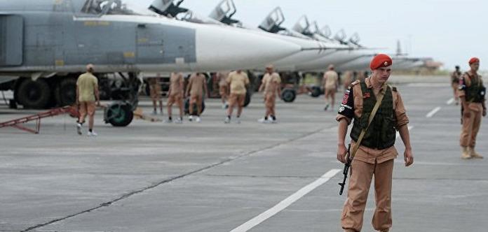 Міноборони РФ: Диверсантів, що напали на авіабазу в Сирії, знищено