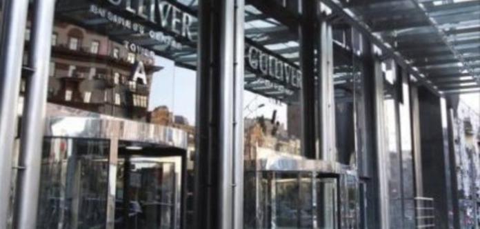 В БЦ «Гулливер» снова драка: вооруженные люди выгнали компанию с 33 этажа
