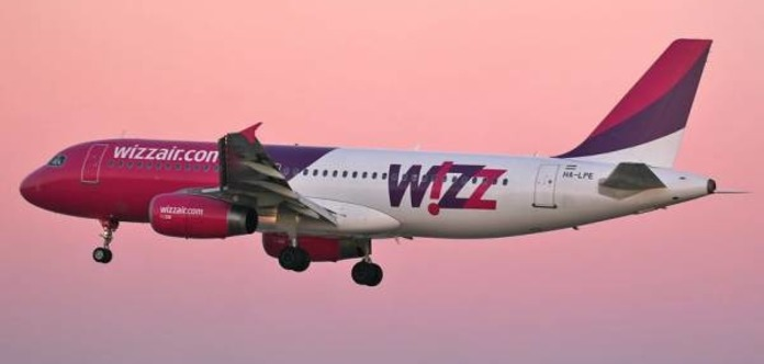Wizz Air с 17 сентября продает «безымянные» билеты