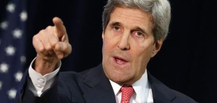Керрі: Потрібно переконатися, що миротворці на Донбасі - не пастка
