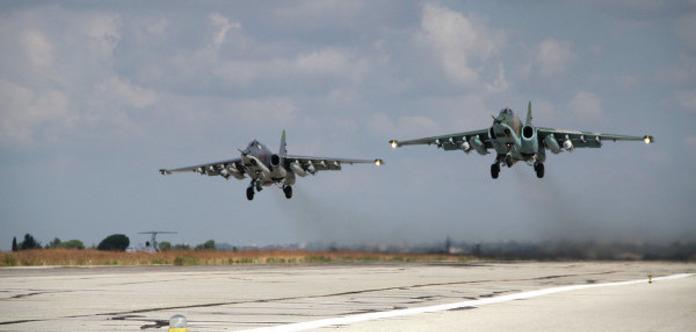 Росія пообіцяла збивати літаки США через Сирію