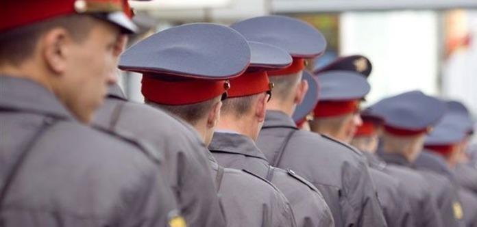 Сокращение штата полиции в 2017 году немного подождал