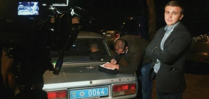 Гелетей сообщил о расследовании инцидента с журналистом «Схем»