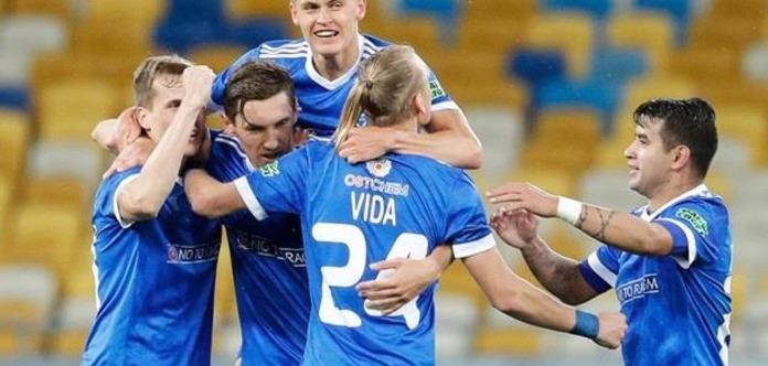 «Динамо» разгромило «Партизан» и вышло в плей-офф Лиги Европы