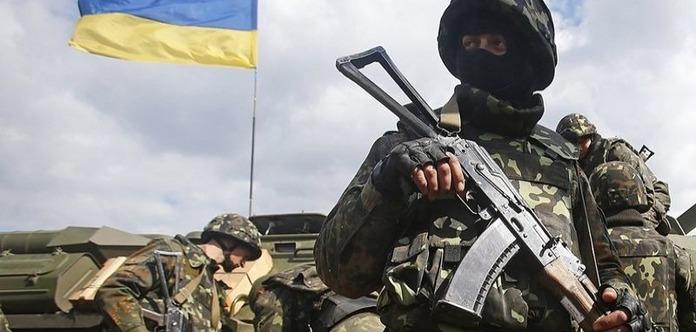 В АТО на неизвестном устройстве подорвался украинский военный