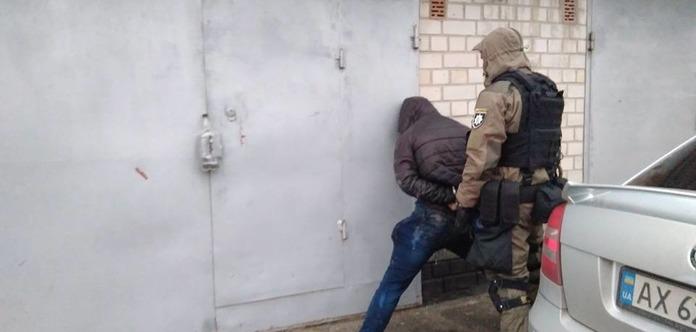 Поліція затримала