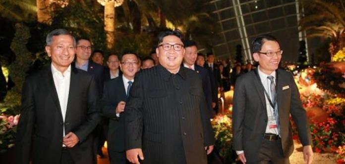 Ким Чен Ын написал личное послание Путину