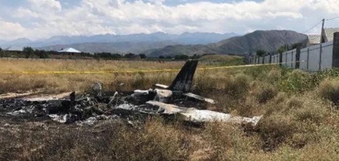 Украинский пилот погиб в авиакатастрофе в Казахстане: опубликовано видео