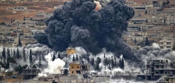 Політолог пояснив, навіщо Трамп і Путін імітували бомбардування в Сирії