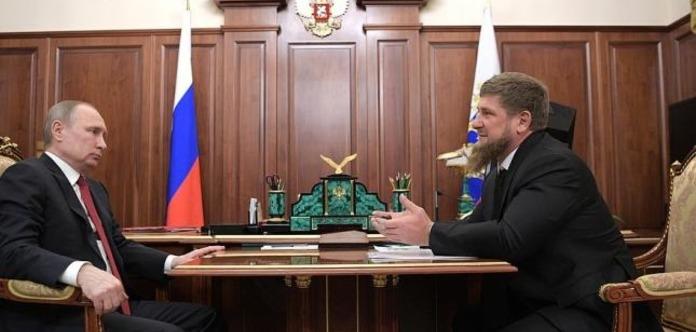 Чеченці хочуть продовжити президентство Путіна