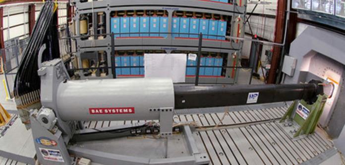 Пентагон передумав розробляти електромагнітні гармати