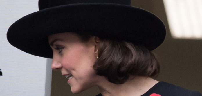 Рідкісна подія: Кейт Міддлтон змінила зачіску