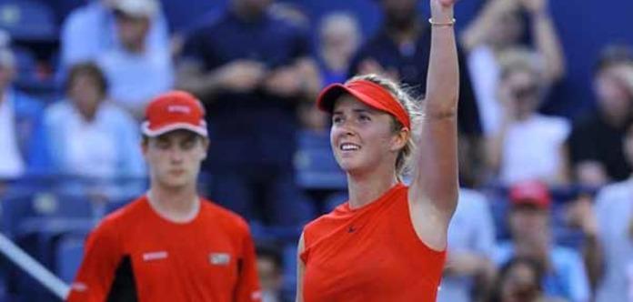 Rogers Cup: Світоліна вийшла у фінал турніру в Торонто