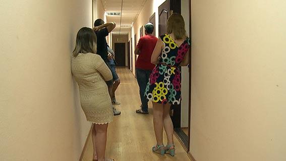 В центре Винницы сотрудники правоохранительных органов разоблачили бордель.