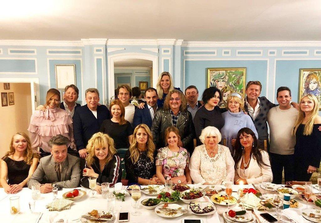 РосСМИ утверждают, что Галкин потребовал развода от Пугачевой - АСН