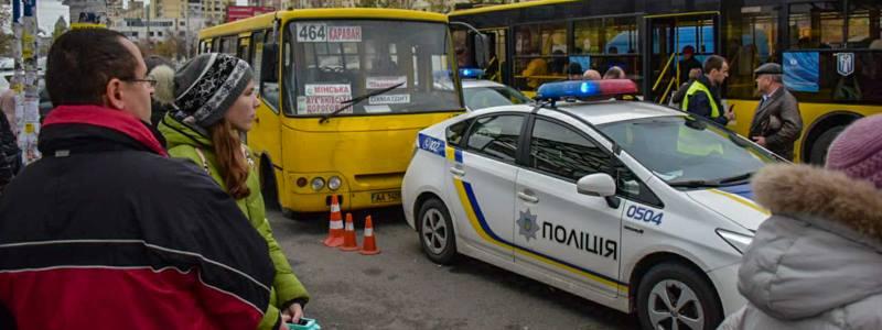 «Маршруточный» хаос на дорогах. Как побороть и возможно ли это