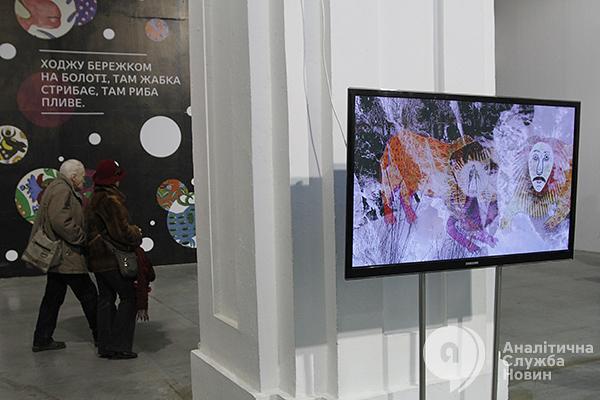 Новости, Украина, АСН. Наивный мир Марии Примаченко.
