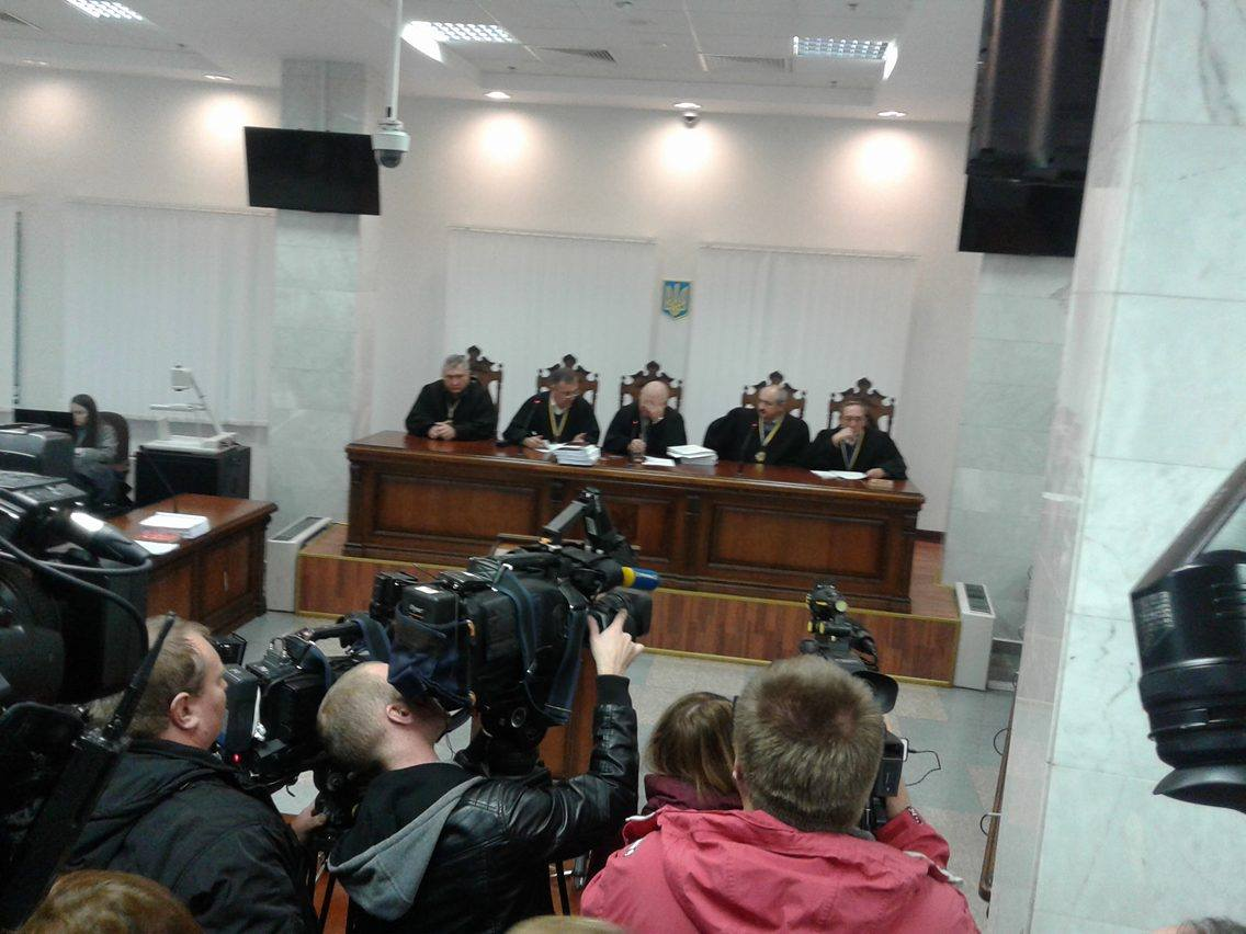 Суд переніс розгляд апеляції напродовження арешту Єфремова на18 жовтня