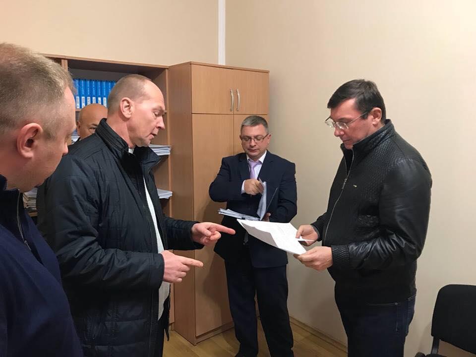 ГПУ проверяет закарпатского обвинителя в«крышевании» игорного бизнеса