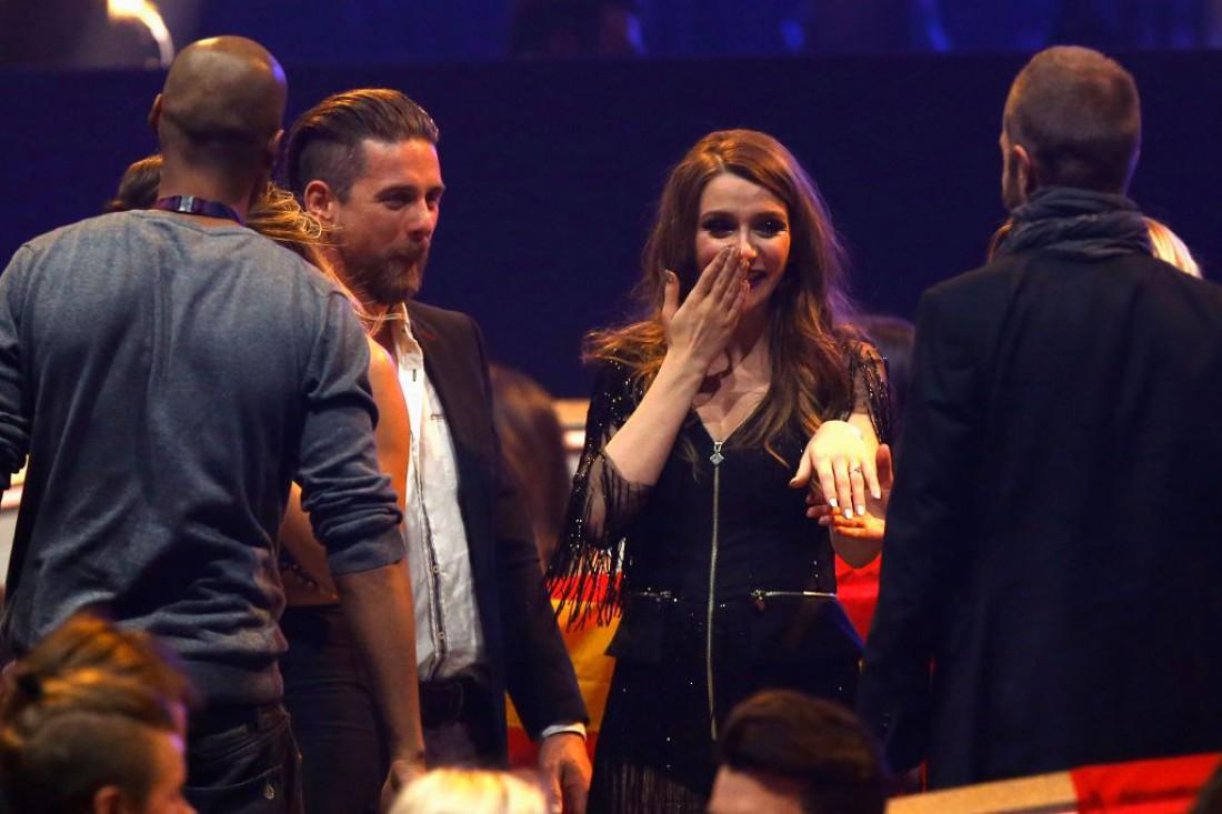 Конкурсантке «Евровидения» посоветовали руку исердце впрямом эфире