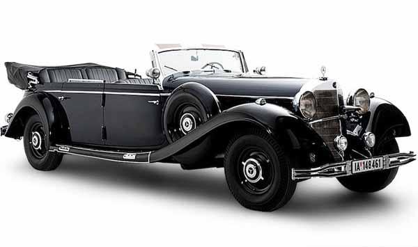 Автомобіль Гітлера, аукціон, Mercedes-Benz 770K
