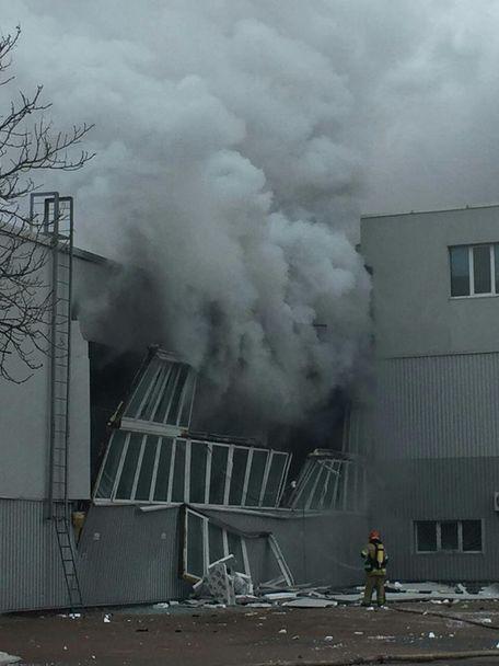 пожежа, дснс, полум'я, вогонь, рятувальники, пожежники, київ