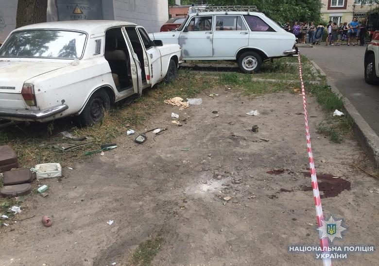 взрыв, полиция, криминал, взорвались дети в машине, дети