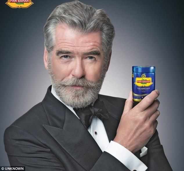 актор, Пірс Броснан, реклама, тютюн, куріння, рак, хвороба, індія, суд