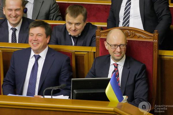 депутаты, Верховна Рада, Яценюк, АСН Украина, новости