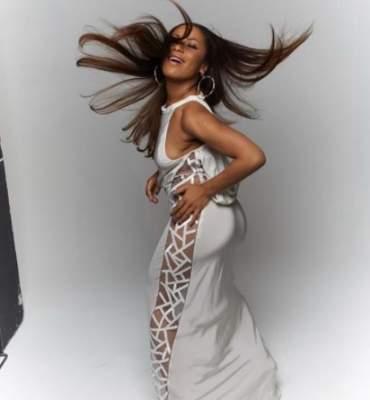 Гайтана, платье, образ, фото, снимок