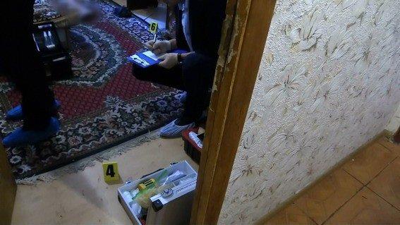ВКиеве задержали мужчину, подозреваемого вубийстве сына
