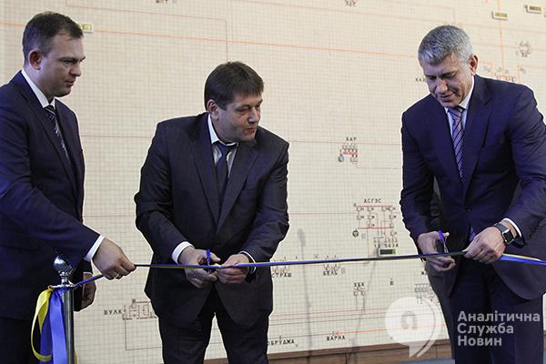 Линию электропередач отХмельницкой АЭС запустили кподстанции «Киевская»