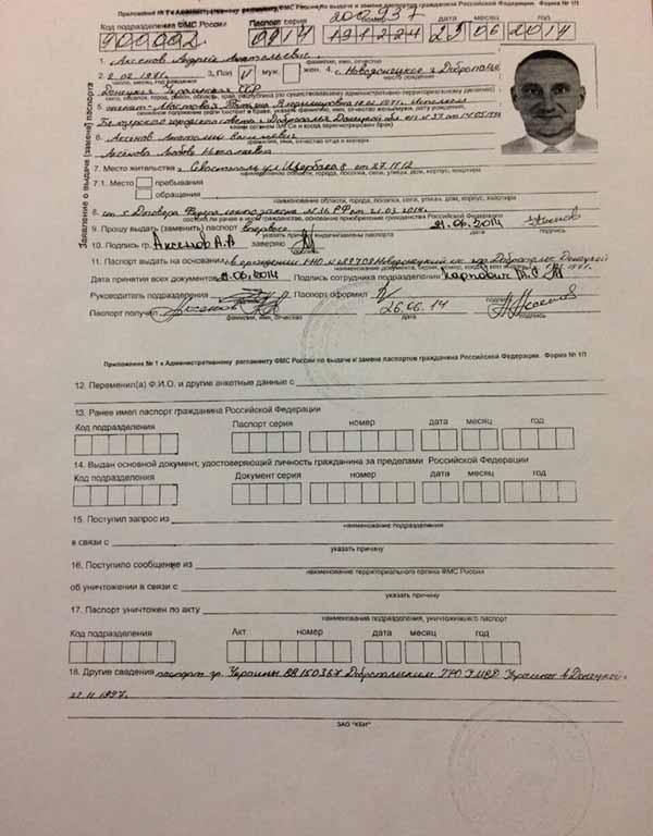 Вгосударстве Украина найден мэр с русским гражданством