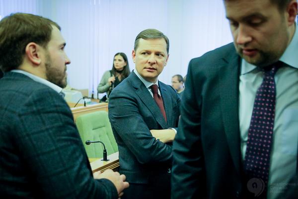 АСН День с политиком. Олег Ляшко