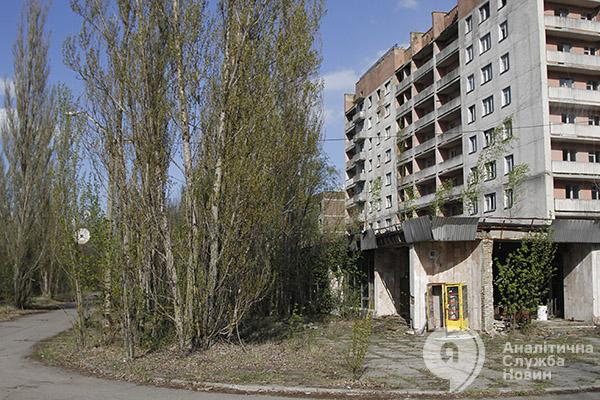 30 лет после аварии на Чернобыльской атомной электростанции. АСН
