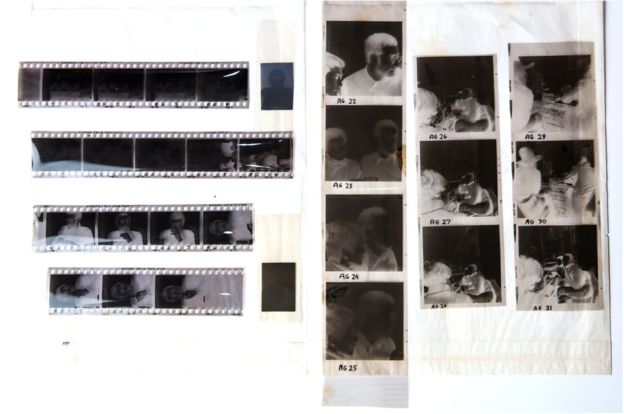 Среди мусорного хлама найдены неизвестные фотографии Леннона