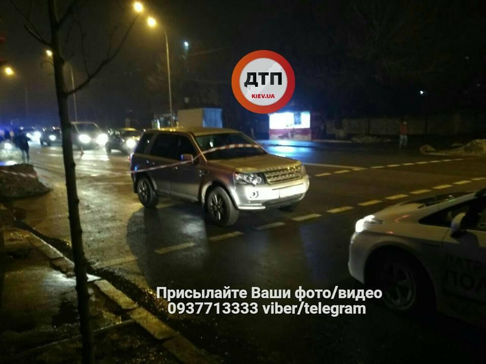джип сбил пешехода в макеевке 30 декабря состоянии