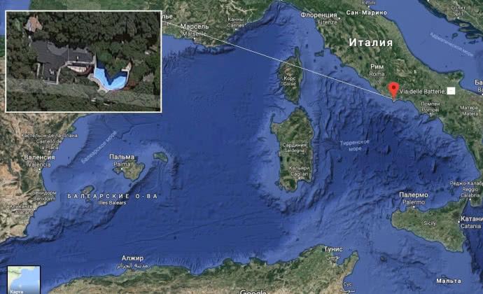 арсен аваков, вилла, средиземное море, италия, страна, министр, мвд, украина